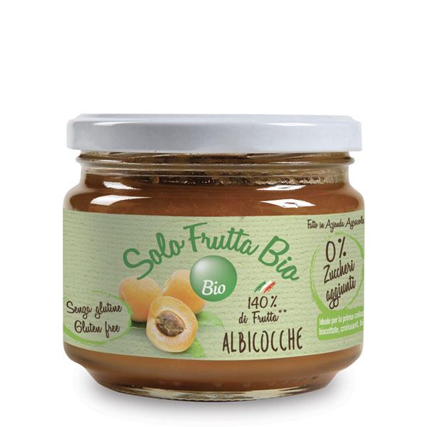Solo Frutta Bio Albicocche
