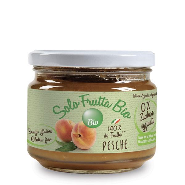 Solo Frutta Bio Pesche