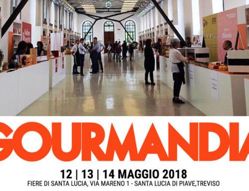 Fiera Gourmandia 2018 a Treviso
