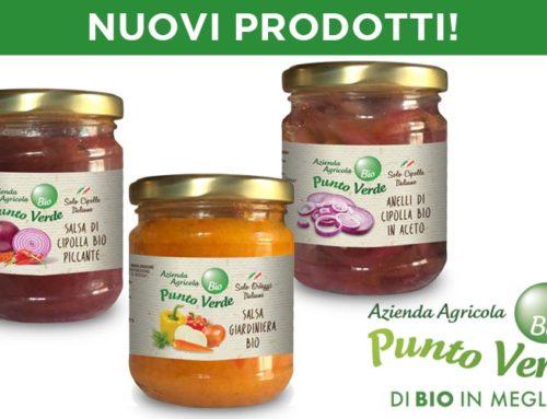 Nuovi prodotti: Sughi e Salse BIO!